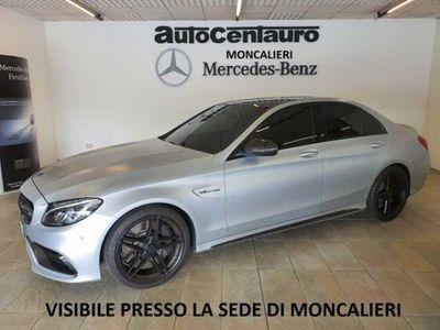 usata Mercedes C63 AMG AMG S