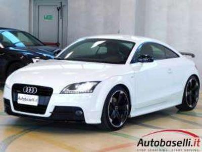 usata Audi TT 2.0TDI 4X4 S-TRONIC ´´S-LINE COMPETITION´´ PELLE LED Diesel