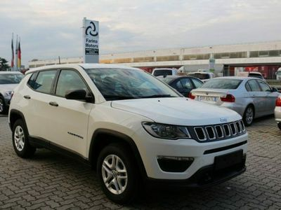 usata Jeep Compass 1.4 MultiAir 2WD Sport