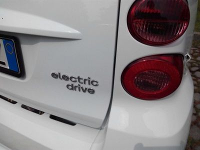 brugt Smart ForTwo Electric Drive coupé