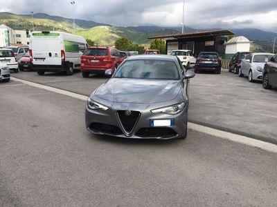 usata Alfa Romeo Giulia 2.2 Turbodiesel 190 CV AT8