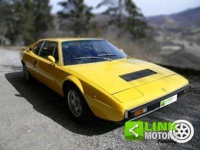 usata Ferrari 208 DinoGt/4, anno 1975, iscritta ASI, manutenzione curata, conservata.