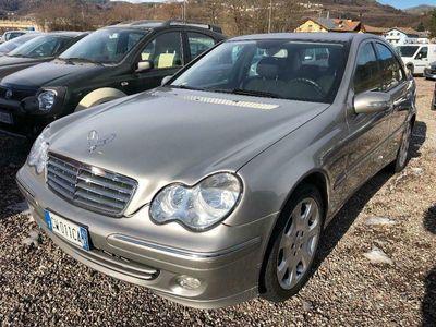 usata Mercedes C320 Classe CCDI Avantgarde