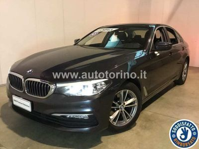 usata BMW 520 Serie 5 d Business auto