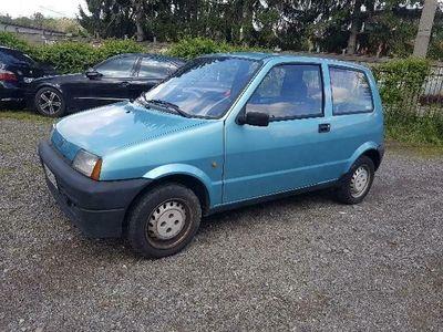 used Fiat Cinquecento 1.1i benzina cat