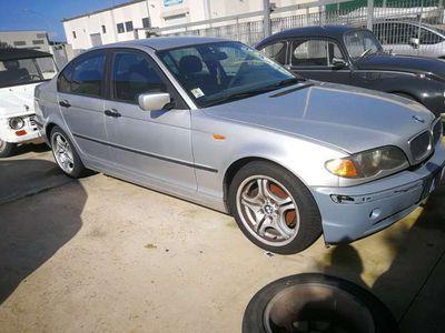 usata BMW 320 Serie 3 (E46) turbodiesel cat 4 porte Elet