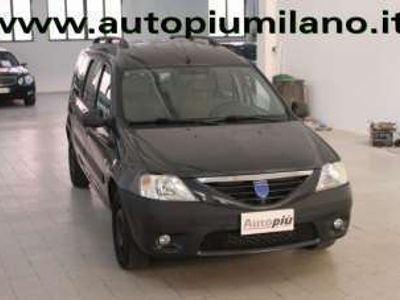 usata Dacia Logan MCV 1.5 dci 70cv 5 posti ambiance diesel