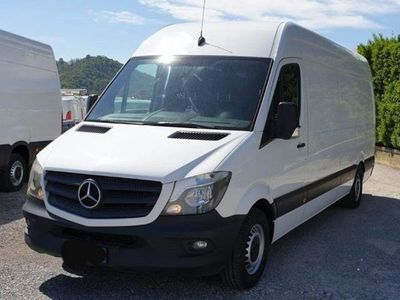 używany Mercedes Sprinter F32/30 213 CDI TN Furgone Executive