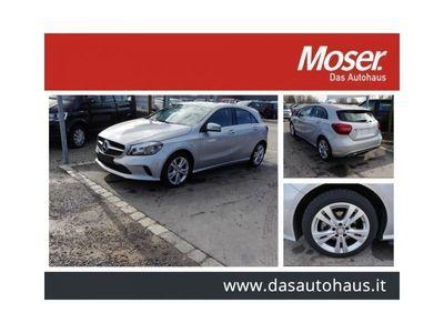 usata Mercedes A200 d DPF URBAN