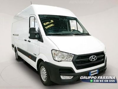usata Hyundai H 350 VAN 2.5 CRDI CLASSIC L