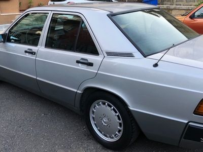 używany Mercedes 190 - 1991
