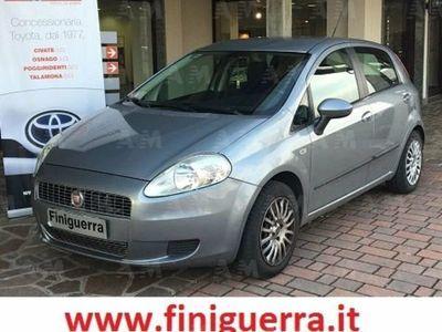 usata Fiat Grande Punto 1.3 MJT 90 CV 5 porte Emotion