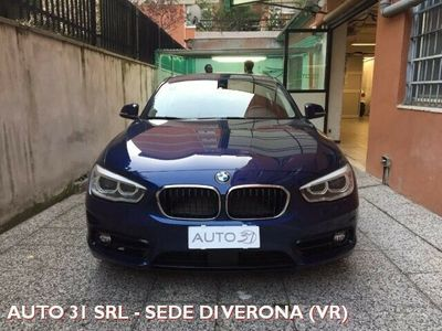 usata BMW 120 d 5p. Sport