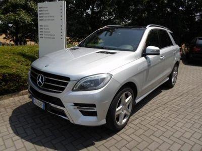 używany Mercedes ML350 BlueTEC 4Matic SPORT rif. 11697605