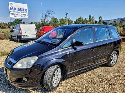 usata Opel Zafira 1.6 EcoM 7P. Cosmo(KM 195..000-MISTO PELLE)