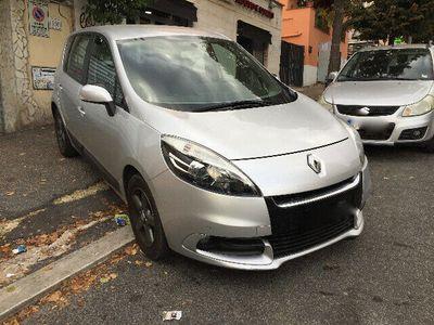 usata Renault Scénic AZIENDALE KM CERTIFICATI GARANZIA 12 MESI VISIBILE