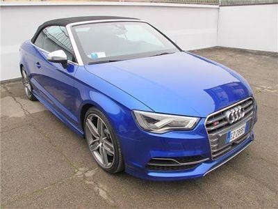 usata Audi S3 Cabriolet S3 300 Cv Quattro Dkg Usato
