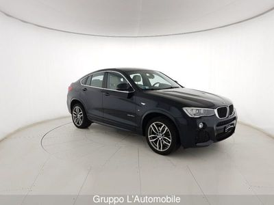 usata BMW X4 F26 xdrive20d Msport auto my16