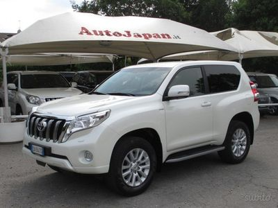 second-hand Toyota Land Cruiser 2.8 D4-D A/T 3 porte Lounge+