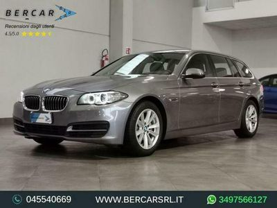 usata BMW 520 Touring d Business aut. *NAVI*PDC*VETRI SCURI*