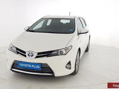 second-hand Toyota Auris Hybrid 2ª serie 1.8 Hybrid Lounge
