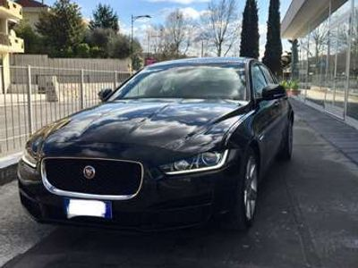 usata Jaguar XE 2.0 D Turbo 180CV aut. Prestige Busin