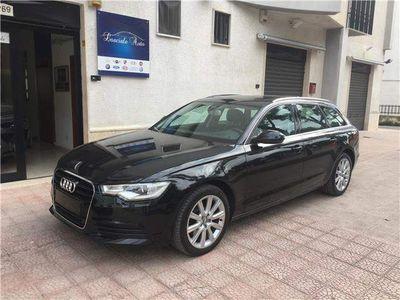 brugt Audi A6 Avant 2.0 TDI 190 CV quattro S tronic edition