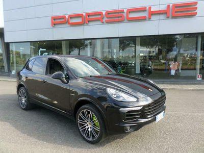 usado Porsche Cayenne 3.0 S E-Hybrid Platinum Edition