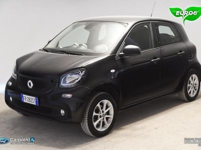 brugt Smart ForFour 1.0 Youngster 71cv twinamic my18