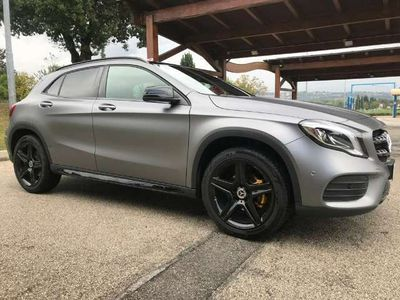 used Mercedes GLA200 d Automatic 4Matic Premium