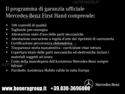 usata Mercedes C180 Classe Cd Automatic Sport