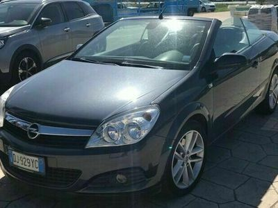 usata Opel Astra Cabriolet twin