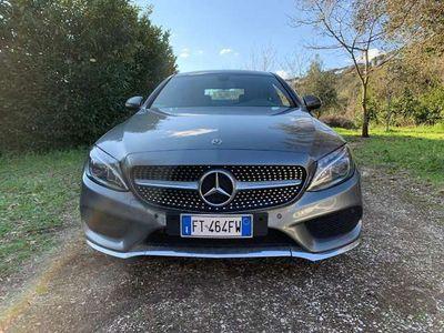 usata Mercedes C180 Coupé Premium