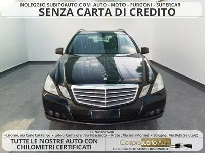 usata Mercedes E220 CDI S.W. BlueEFFICIENCY Elegance rif. 12188064