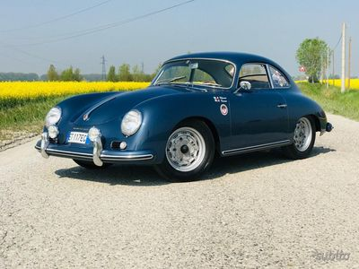 "used Porsche 356 at 1 - 1600 ""1000 miglia eligible"" -57"
