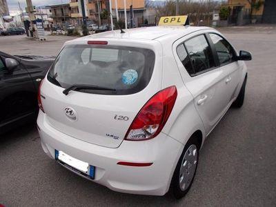 usata Hyundai i20 i20 1.2 5p. BlueDrive GPL Classic