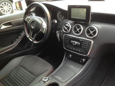usata Mercedes A200 CLASSE Ad Automatic Premium