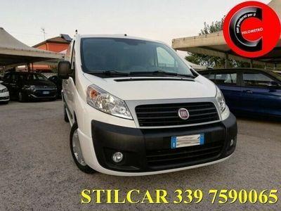 usata Fiat Scudo 2.0 MJT 130CV PL-TN 12q. SX Passo Lungo Furgone