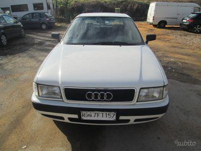 usata Audi 80 Benzina GPL BRC Autom.Iscritta ASI