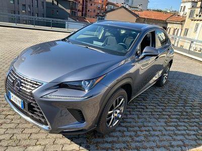 usata Lexus NX300h 4x4 AWD IBRIDA mod. 2018 Navigatore