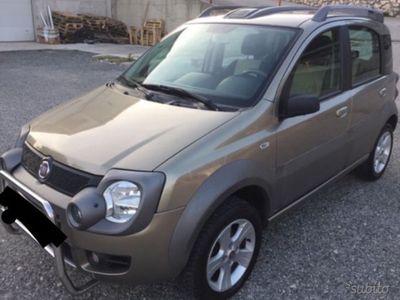brugt Fiat Panda Cross 4x4 1.3 mjet diesel - 2010