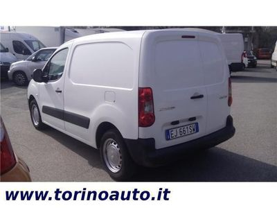 usata Citroën Berlingo 1.6 HDi 90CV Van 3 posti Club
