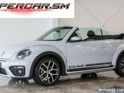 brugt VW Maggiolino Cabrio 2.0 TDI 150 CV DUNE - XENO NAVI Rimini