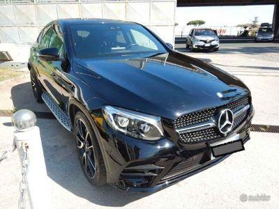 usata Mercedes GLC43 AMG AMG Cpé finanziabile