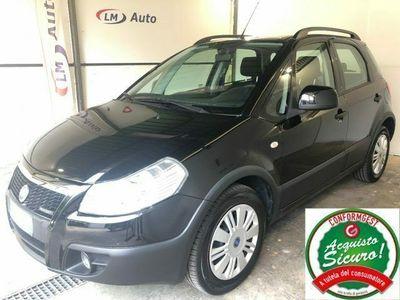 usata Fiat Sedici 1.9 MJT Dynamic