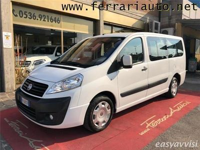second-hand Fiat Scudo 2.0 MJT/130 PL Panorama Family 8 posti