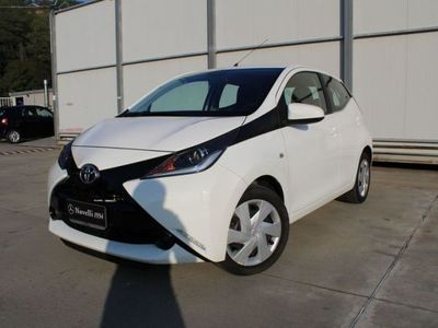 usata Toyota Aygo 1ª serie I 2012 1.0 Cool Soda connect 5p