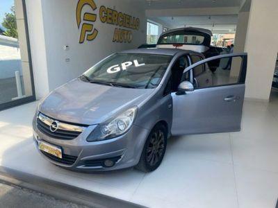 usata Opel Corsa 1.2 80CV 5 porte GPL-TECH Edition