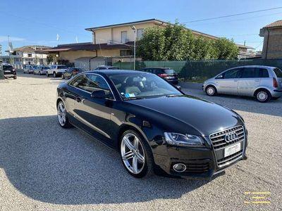 usata Audi A5 2.0 TDI 170 cv SLine 30.498 km ORIGINALI 2011