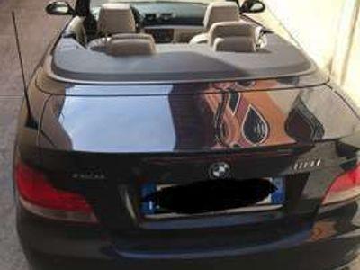 usata BMW 118 Cabriolet Serie 1 Cabrio(E88) Futura